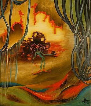 Joker by Zsuzsa Sedah Mathe