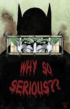 Joker's Cell by Matt James