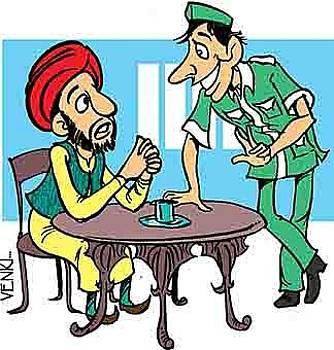 Jokes by Venki Venkatesh