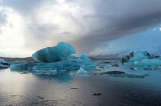 Jokulsarlon, the Glacier lagoon, Iceland 4 by Dubi Roman