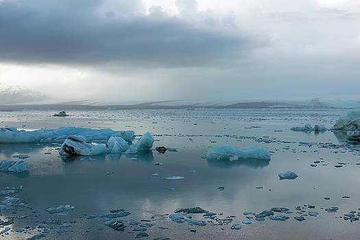 Jokulsarlon, the Glacier lagoon, Iceland 1 by Dubi Roman