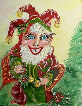 Jolly Helper by Ann Whitfield