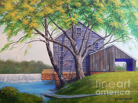 Jolly Mill by Tanja Ware