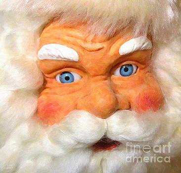 Jolly Old Santa  by L Wright