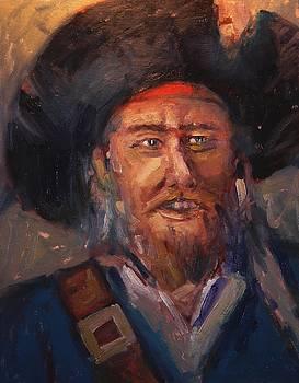 Jolly Roger by R W Goetting