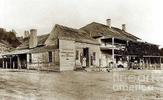 California Views Mr Pat Hathaway Archives - Jolon Station E.J. Dutton groceries, provisions and general merc