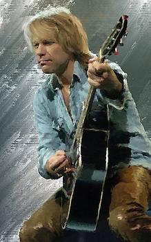 Jon Bon Jovi by Brian Tones