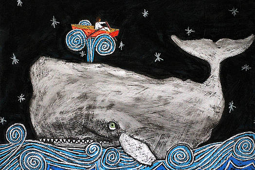 David Hinds - jonah and the whale