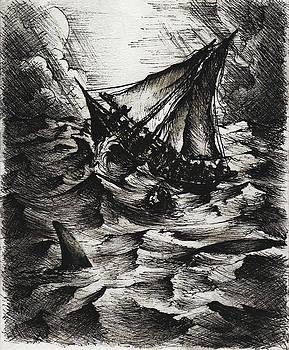 Jonah by Rachel Christine Nowicki