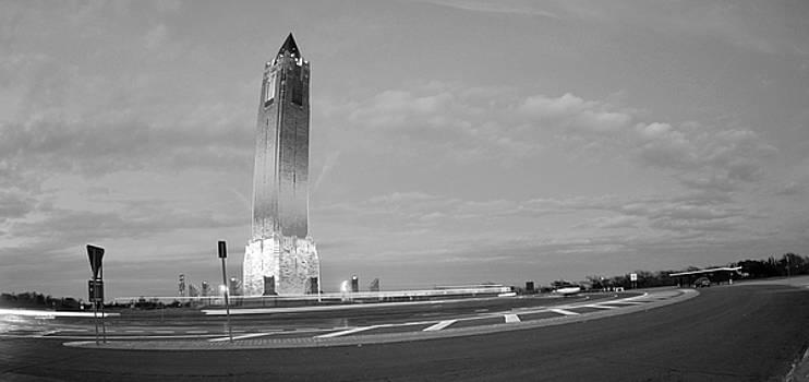 Jones Beach Tower by Linda C Johnson