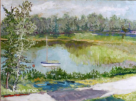 Jones Pond by Jim Innes