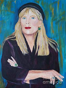 Joni M by Frankie Picasso