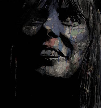 Joni Mitchell - A Case Of You by Paul Lovering