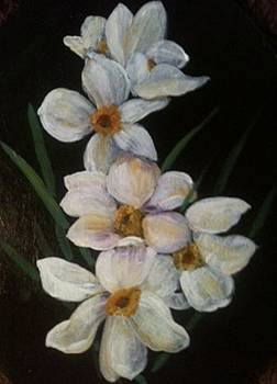 Jonquils from Ann Jones by Joseph Baker