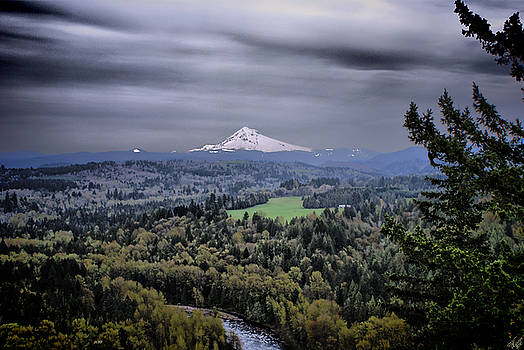 Jonsrud Viewpoint by John Winner
