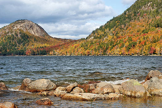 Nikolyn McDonald - Jordan Pond - Acadia National Park