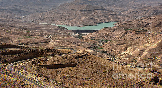 Jordan River by Mae Wertz