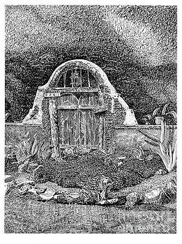 Jack Pumphrey - Portal Mesilla Josephines Gate