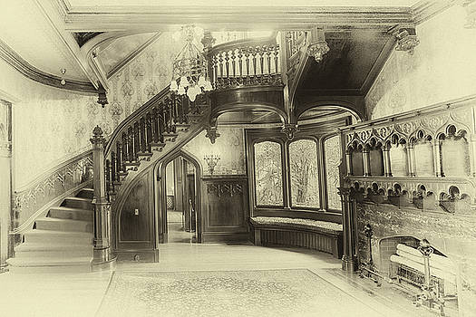 Susan Rissi Tregoning - Joslyn Castle Interior