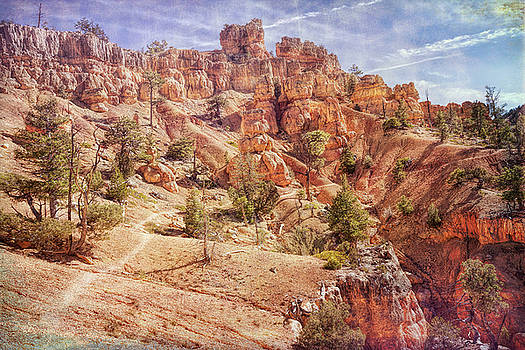 Journey Through Red Canyon by John M Bailey