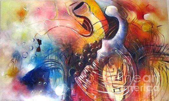Joy And Liberty by Mayanja Richard weazher