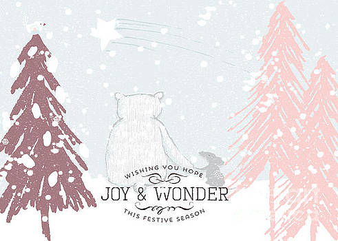Joy and Wonder by Pam  Holdsworth