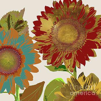 Joy de Soleil Autumn I by Mindy Sommers