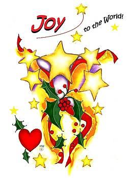 JOY to the World by Melodye Whitaker