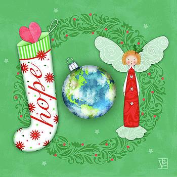 Joy of Christmas by Valerie Drake Lesiak