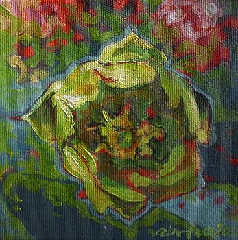 Joy of Spring III by Aleksandra Buha