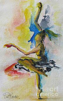 Joy by Patricia Riascos