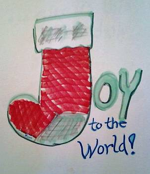 Joy to the World by Jamey Balester