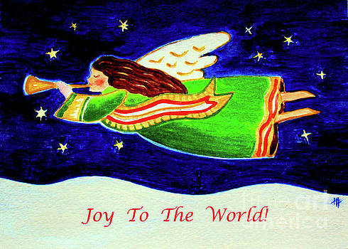 Hazel Holland - Joy to the World - Verse