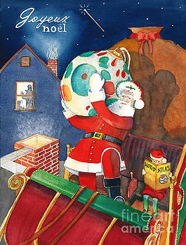 Joyeux Noel by Hollis Machala