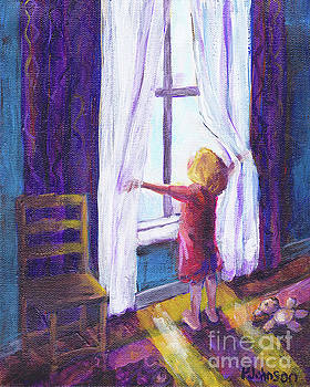 Joyful Day by Peggy Johnson by Peggy Johnson