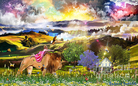 Joyful Journey  by Dolores Develde