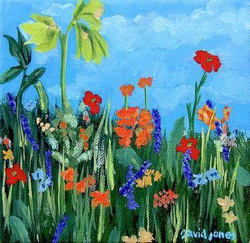Joyful Jungle by Dave Jones