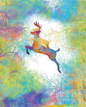 Joyful Leaps by Trilby Cole