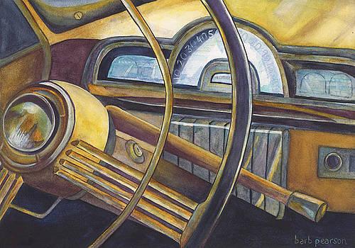 Joyride by Barb Pearson