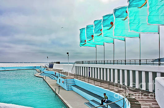 Jubilee Pool Penzance by Terri Waters