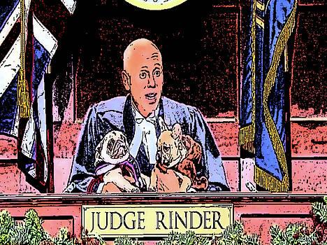 Judge Rinder by Jan Steadman-Jackson