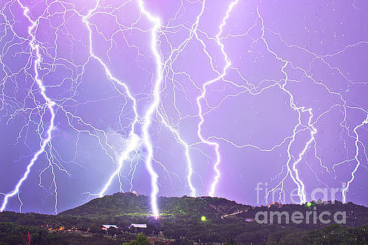 Michael Tidwell - Judgement Day Lightning