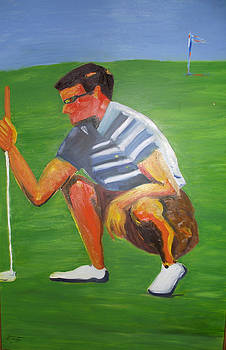 Judging a Putt by Jenell Richards