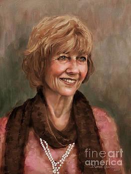 Mrs. Weaver by Dwayne Glapion