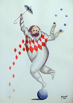 Juggler by Fernando Pereznieto