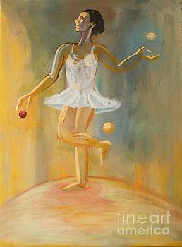 Juggling by Ushangi Kumelashvili