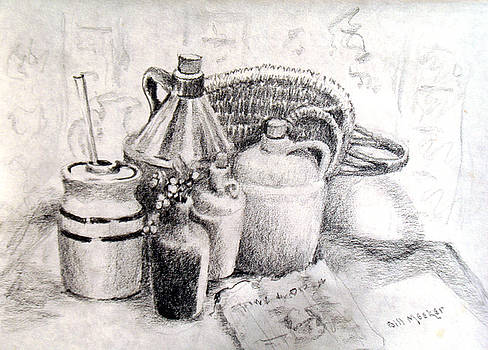 Jugs by Bill Meeker