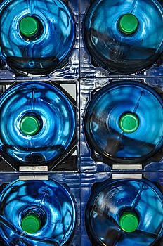 Jugs of water by Terepka Dariusz