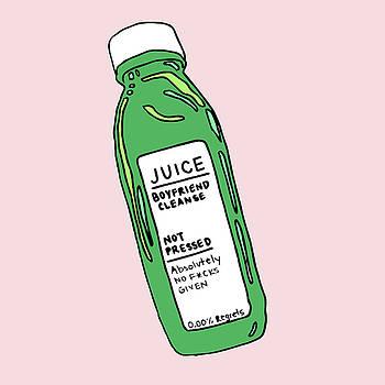 Juice Cleanse Boyfriend by Cortney Herron
