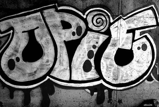 Juicy Black Pie by Ed Smith